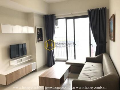 The best 2 bedrooms-apartment of Masteri Thao Dien