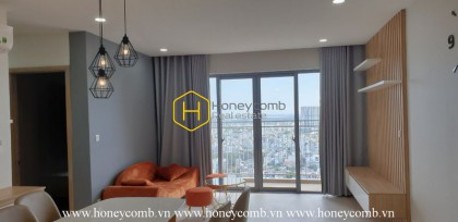 Complete modern living with this urban style apartment in Palm Heights for rent