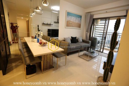 Charming design apartment with comtemporary interiors for rent in The Sun Avenue