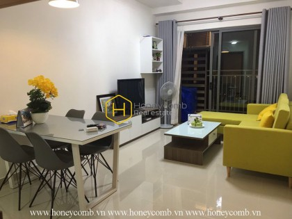 2 bedrooms apartment for rent in The Sun Avenue : Modern amenities, urban location, sophisticated style
