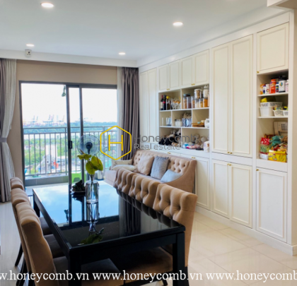 Spacious well-arranged apartment in The Sun Avenue