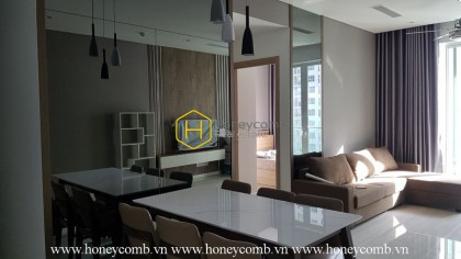 Take your great chance now to live in this classy apartment in Sala Sadora