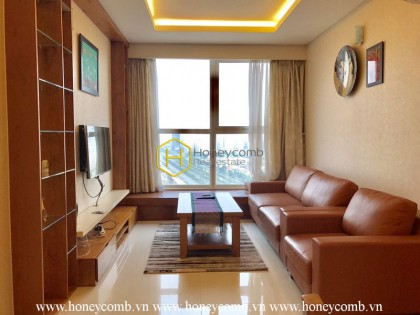 Thao Dien Pearl apartment – A luxury living space situated at a prime location