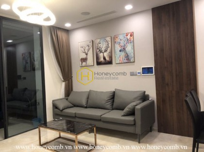 The perfectly functional apartment in Vinhomes Golden River that you deserve