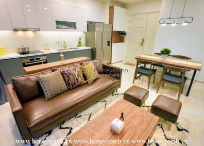 Prestigious location – Luxury apartment – Now for rent in Vinhomes Golden River