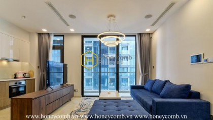 The best quality of living: Beautiful stylish apartment in Vinhomes Golden River for rent