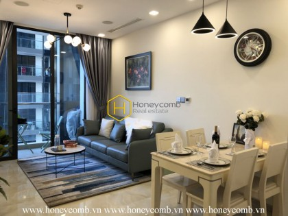 Vinhomes Golden River : This 1 bedroom apartment will bring you modern and convenient lifestyle for rent