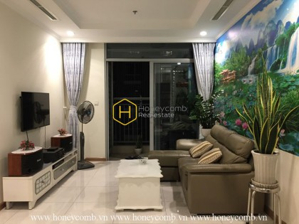 Attractively designed & Reasonably priced apartment in Vinhomes Central Park