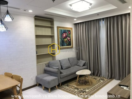 Vinhomes Central Park apartment for rent: A perfect combination of Asian & Western style