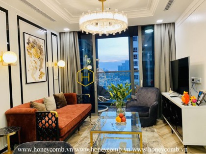 Vinhomes Landmark 81 apartment for rent: A perfect combination of Asian & Western style