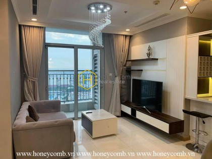 Vinhomes Central Park apartment - Highly elegant living space and riverside view