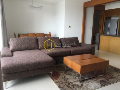 Xi Riverview Palace 145sqm for rent with nice view