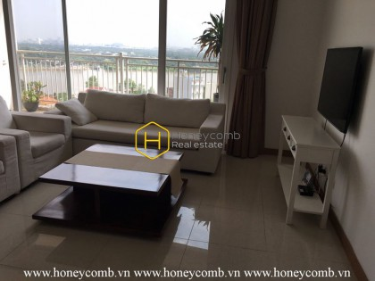 Perfect place for family living space right in this beautiful apartment for rent in Xi Riverview