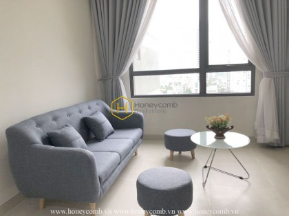Fully furnished 2 bedrooms apartment in Masteri Thao Dien District 2
