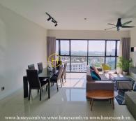 Duyên dáng với căn hộ 3 phòng ngủ đầy đủ tính năng cho thuê tại The Ascent Thảo Điền