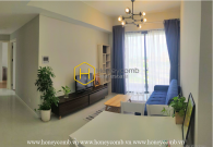 The new 2 bedrooms-apartment for lease in Masteri An Phu