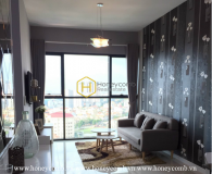 Two beds apartment new furnished in The Ascent for rent