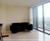 This Nassim apartment own ones of the most beautiful views in Saigon