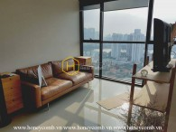 Wonderful 2 beds apartment in The Ascent Thao Dien for rent