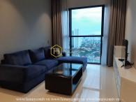 Sang trọng đáp ứng sự tiện lợi với căn hộ 2 phòng ngủ cho thuê tại The Ascent Thảo Điền