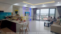 Masteri Thao Dien 3 beds apartment with middle floor and river view