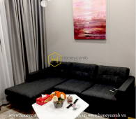 Căn hộ 2 phòng ngủ tuyệt vời với nội thất hoàn toàn mới tại Masteri Thảo Điền
