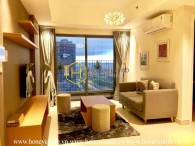 Good flat will take you good life and this 2 bed-flat can do it at Masteri Thao Dien