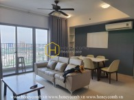 Three bedroom apartment with full furniture in Masteri Thao Dien for rent