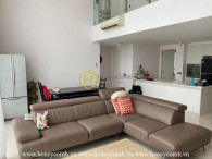 Discover the nonstop luxurious life in this sophisticated penthouse at The Estella