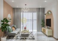 Cảm nhận làn sóng mới với thiết kế Địa Trung Hải nhiệt đới trong căn hộ Sunwah Pearl này