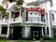 Peacfully modern home design in our top villa at District 2