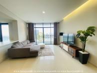 Cho thuê căn hộ rộng rãi tại City Garden