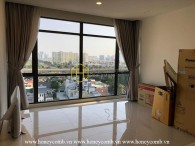 1 bedroom apartment with full furnished in The Nassim Thao Dien