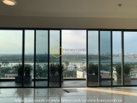 Highly elegant living space and riverside view in Q2 Thao Dien apartment
