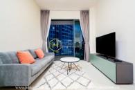Cảm nhận cảm giác gần gũi và mộc mạc trong căn hộ Q2 Thao Dien này