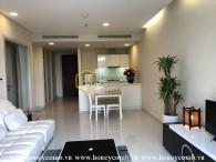 City Garden 1 bedroom apartment with low floor