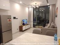 Cho thuê căn hộ Vinhomes Golden River đầy quyến rũ với thiết kế sinh động