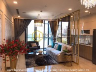 3 bedrooms-apartment with the best view in Vinhomes Golden River