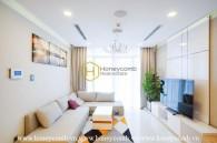 The Vinhomes Central Park apartment: a beauty awakens all the senses