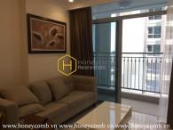 Vinhomes Central Park apartment: bright, spacious and elegant