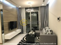 Vinhomes Central Park apartment makes you happy whenever you come back home