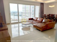 Wonderful 3 bedrooms apartment with nice view in Xi Riverview Palace
