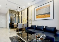 This amazing Vinhomes Golden River apartment with modern amenities is for rent at affordable price