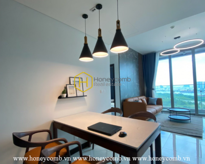 An amazing and sophisticated apartment in Empire City is in front of you!