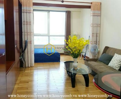 Brilliant Furniture - Neat Decoration - Prestigious Location: Perfect Intersfusion in The Manore Officetel apartment