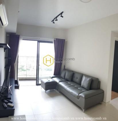 Gracious design in Masteri Thao Dien apartment
