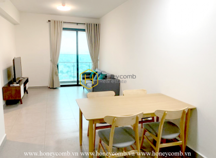 A combination of Euransia style in this apartment for rent at Feliz En Vista may catch your eyes!