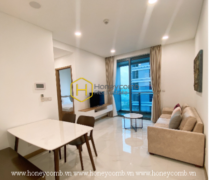 This modern Asian Sunwah Pearl apartment will make you head over the heels