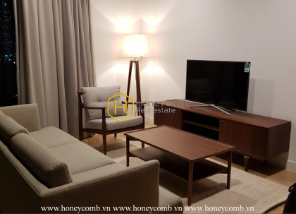 A blend of both classic elegance and stylish style in City Garden apartment