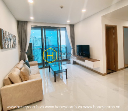 How can we ignore such a beautiful and gorgeous apartment in Sunwah Pearl